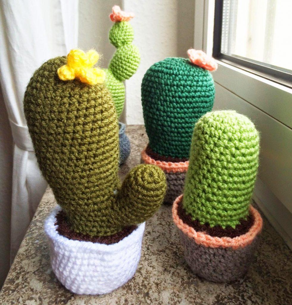Mein Kleiner Grüner Kaktus Anleitung Für Einen Häkelkaktus Ars