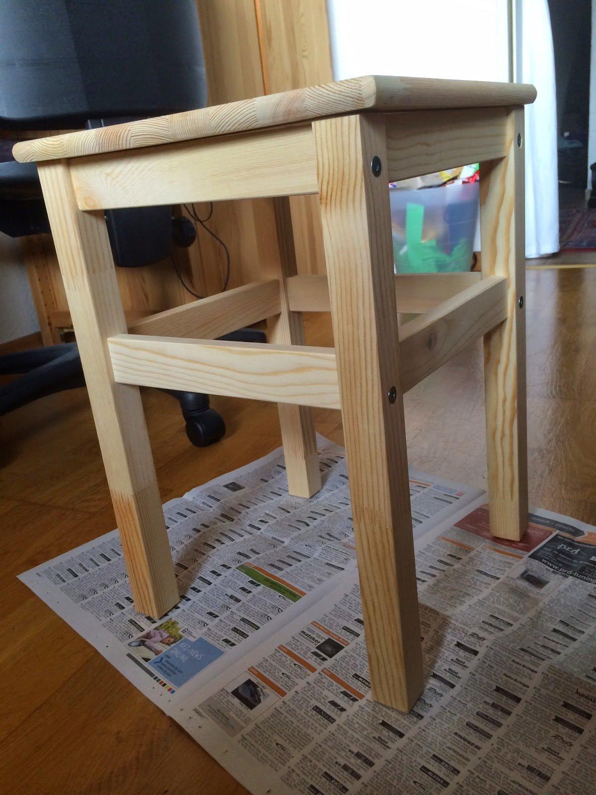 DIY Nachttisch (Ikea Hack)