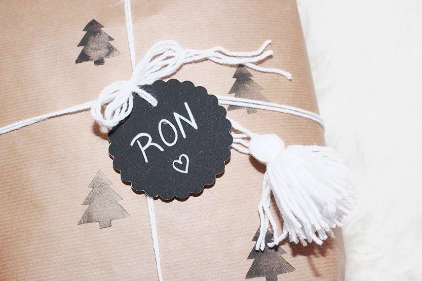 DIY Geschenke verpacken