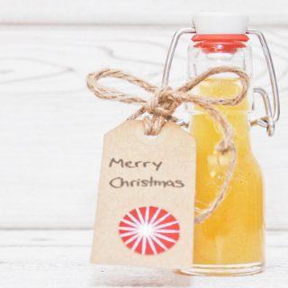 DIY Geschenk aus der Küche - Orangensirup