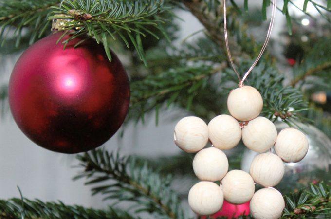 Das vierundzwanzigste Türchen… Last-Minute Weihnachtsbaum Deko