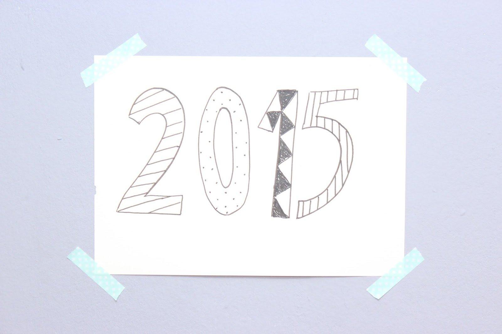 Auf geht´s in ein ungeplantes und kreatives Jahr 2015!