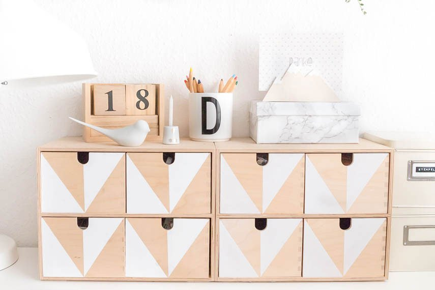 moppe hack jetzt kommt ordnung auf den schreibtisch ars textura diy und foodblog. Black Bedroom Furniture Sets. Home Design Ideas