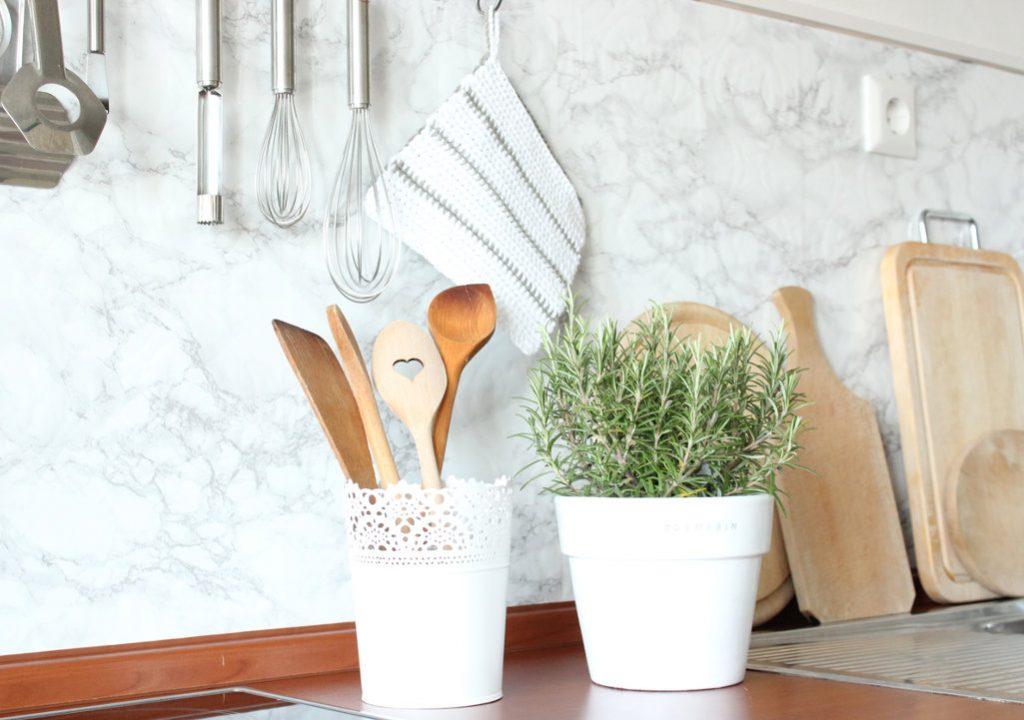 K che mit marmorfolie renovieren ars textura diy blog - Fliesen ehrlich ...