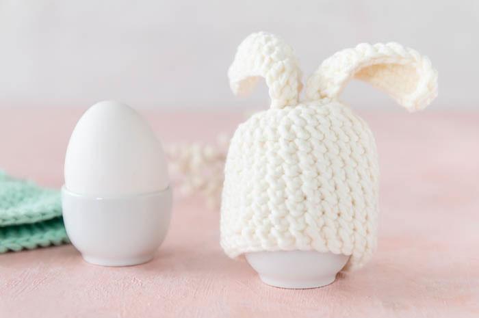 Ostern - Eierwärmer häkeln
