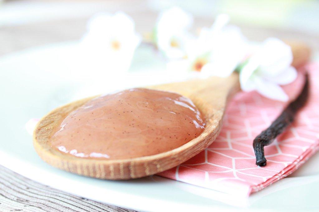 Rhabarber-Vanille Marmelade und Frühlingsimpressionen aus Bonn