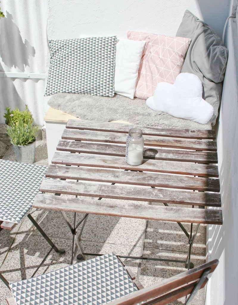 ordnung f r den balkon meine diy sitzbox ars textura diy und foodblog. Black Bedroom Furniture Sets. Home Design Ideas