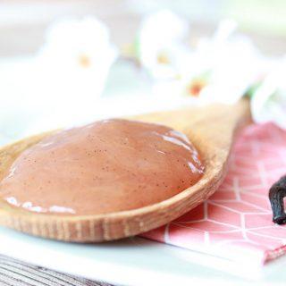Geschenk aus der Küche | Rhabarber Vanille Marmelade