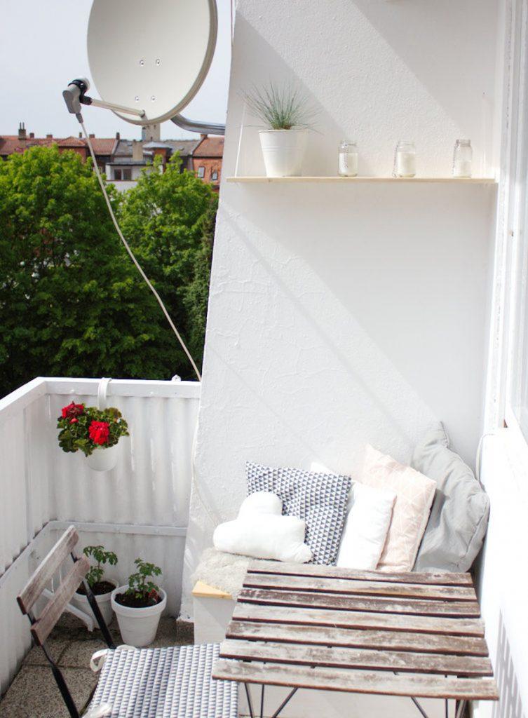 diy h ngeregal f r den balkon ars textura diy und foodblog. Black Bedroom Furniture Sets. Home Design Ideas