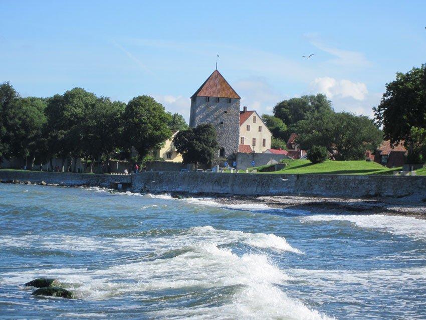 Visby auf Gotland