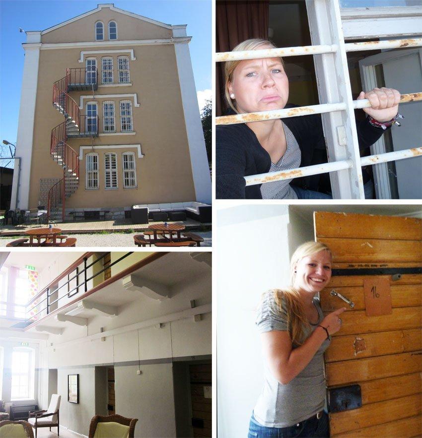 Übernachten im Gefängnis - super coole Jugendherberge