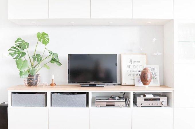 Pimp my Besta – Unser neues Wohnzimmer