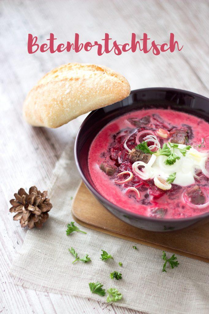 Betenborschtsch - ein leckeres Wintergericht