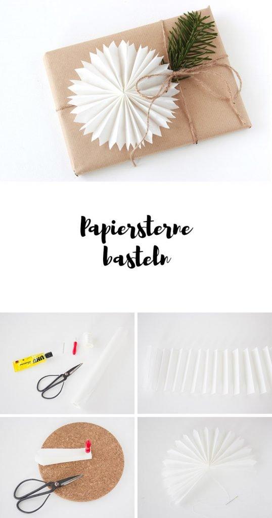 10 papiersterne die perfekte low budget dekoration ars textura diy blog food. Black Bedroom Furniture Sets. Home Design Ideas
