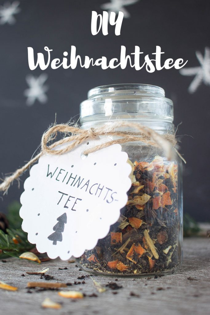 6 diy weihnachtstee ars textura diy blog. Black Bedroom Furniture Sets. Home Design Ideas