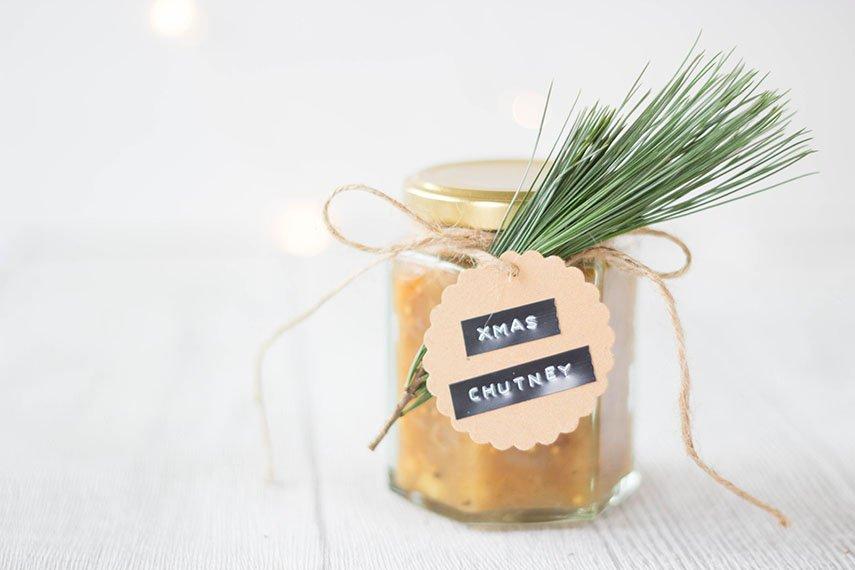 * 21 * Geschenke aus der Küche – Weihnachtliches Chutney