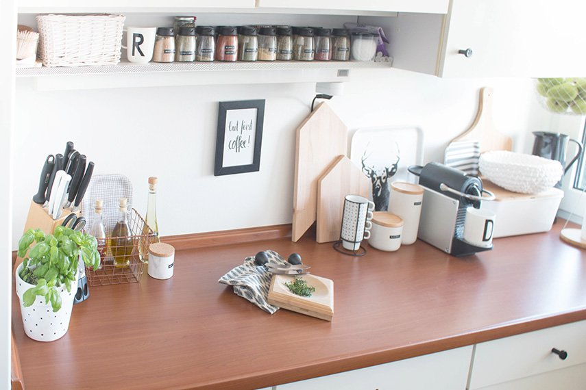 DIY Küche