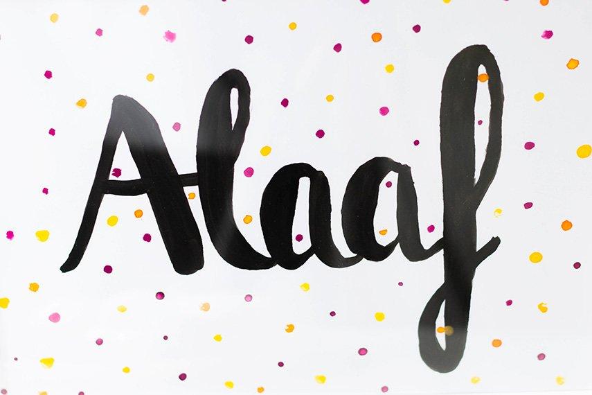 Konfetti Alaaf