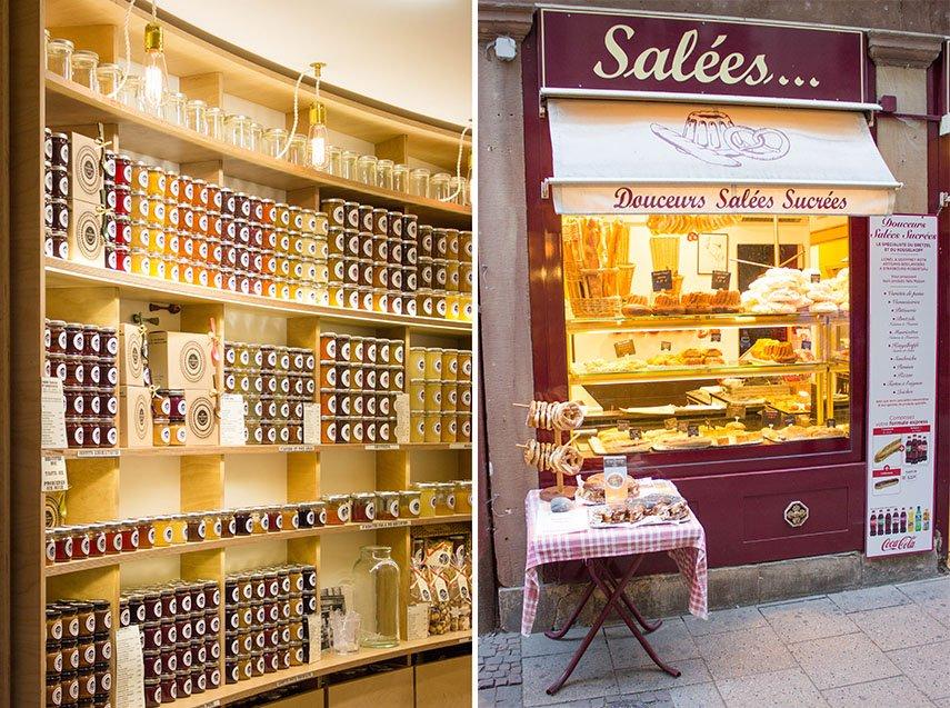 Marmeladen in Straßburg