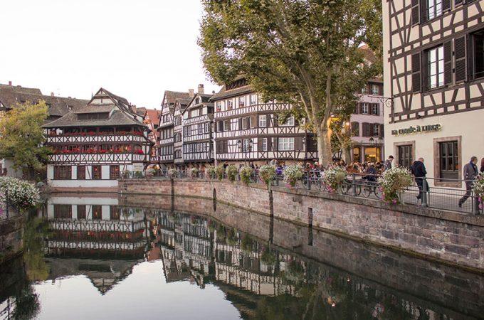 Ein Kurztrip nach Straßburg