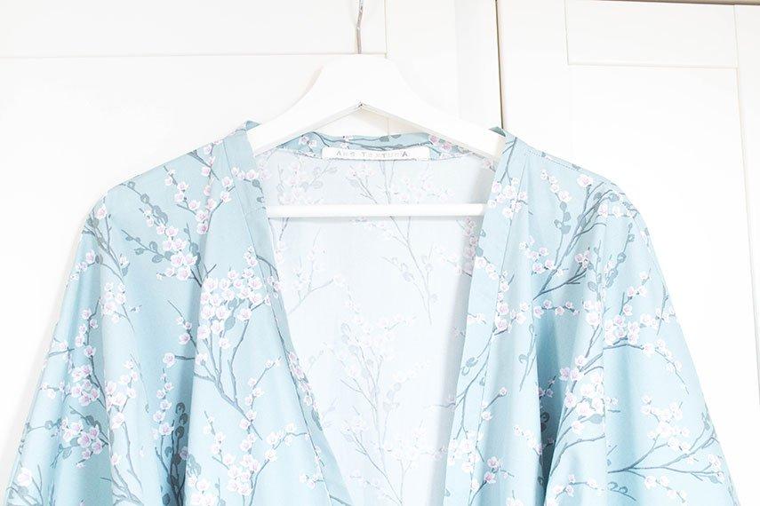 DIY Kimono nähen