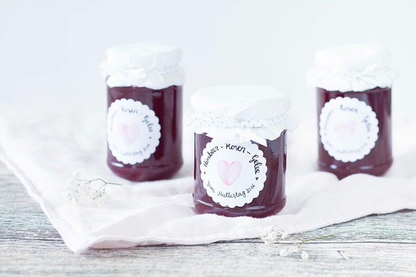 Marmelade zum Muttertag kochen
