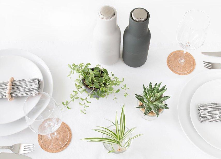 Tischlein deck dich… mit Pflanzen!