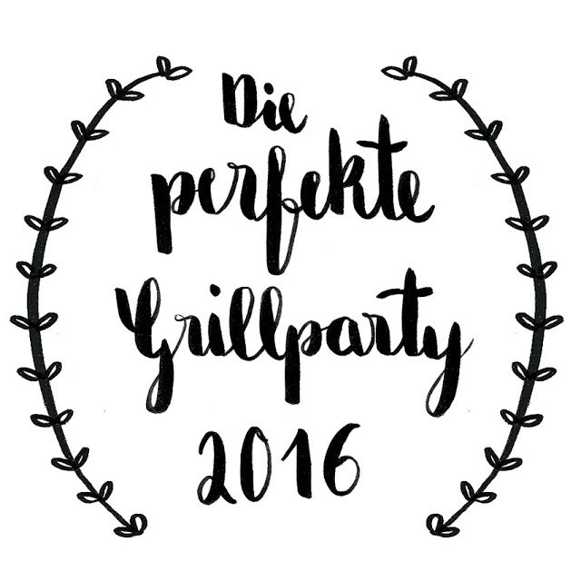 Die perfekte Grillparty 2016