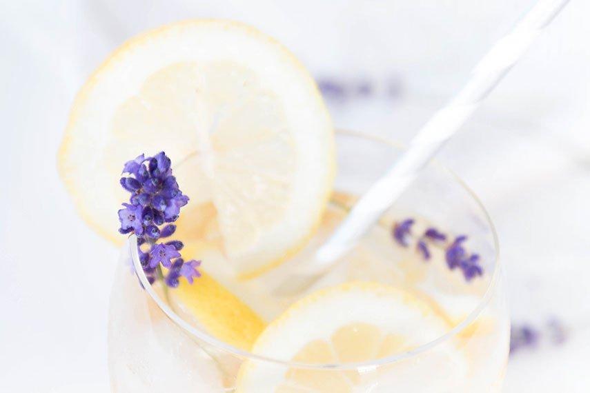 Lavendel Limonade Rezept