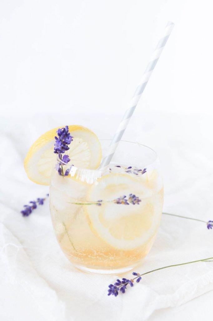 Rezept Lavendel Limo