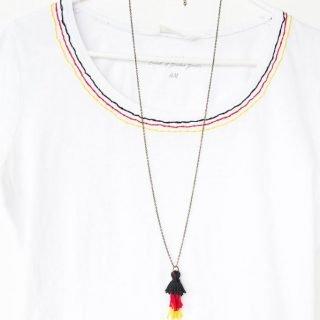 DIY Deutschland Shirt für die WM