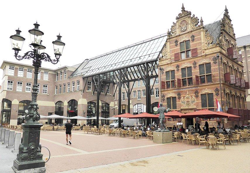 Goudkantoor in Groningen