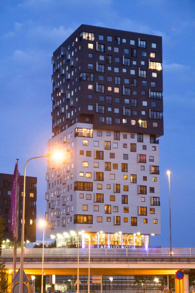 La Liberté Hochhäuser Groningen