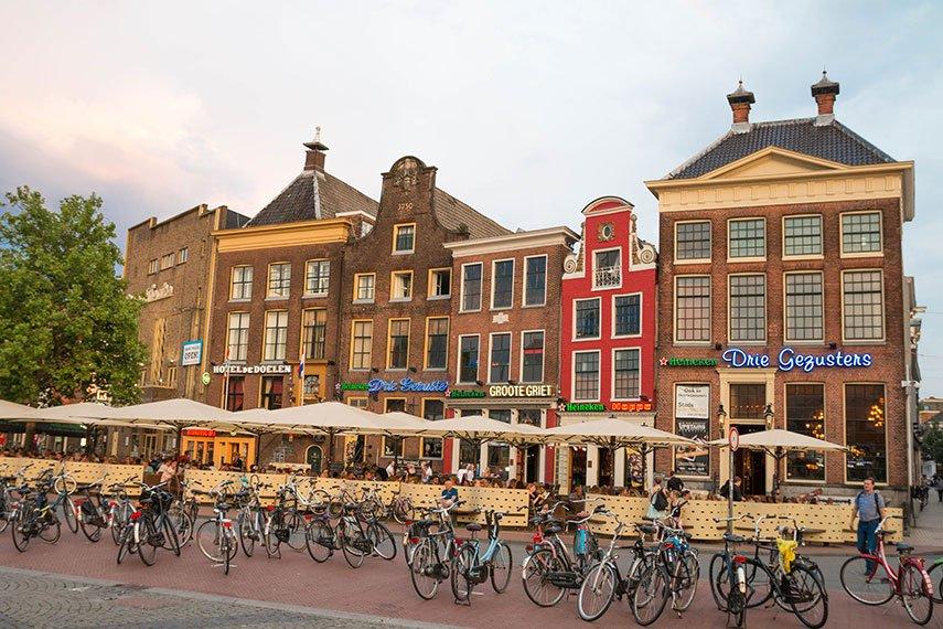 Groningen Grote Markt