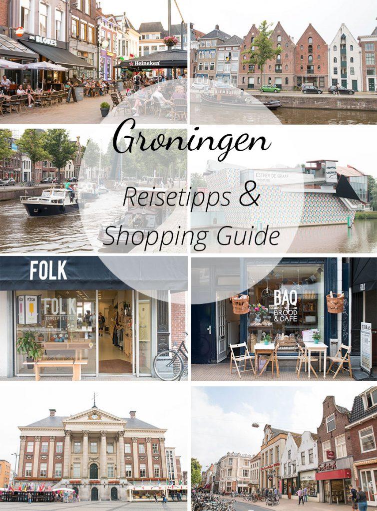 Ein Kurztrip nach Groningen: Reisetipps und Shopping Guide