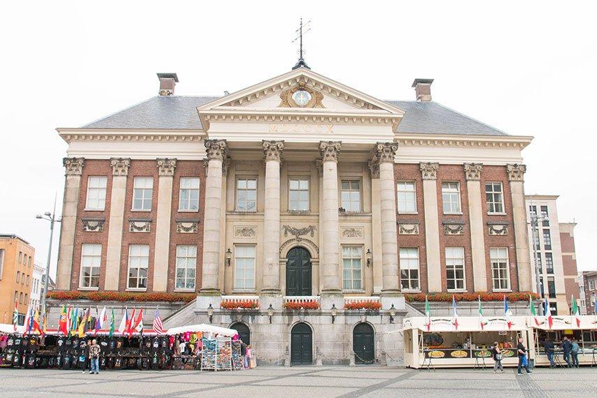 Grote Markt in Groningen