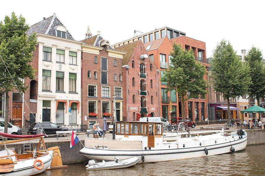 Hansearchitektur in Groningen