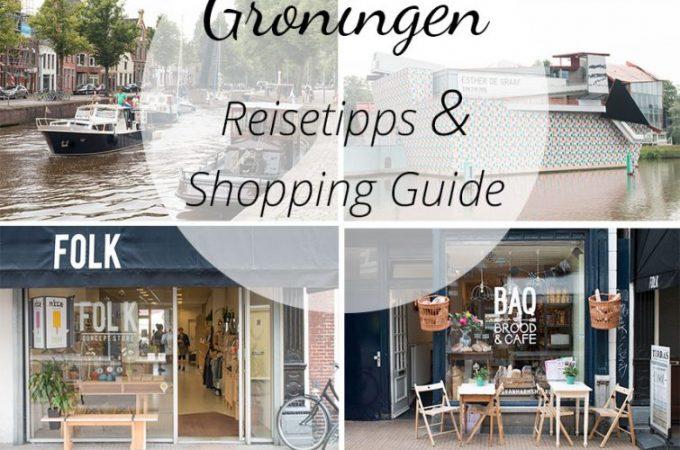 Groningen – Hanseflair, Architektur-Highlights und ein wahres Paradies zum Shoppen
