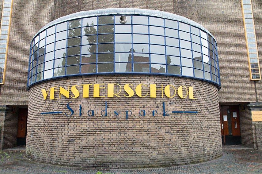 Versterschool Architektur in Groningen