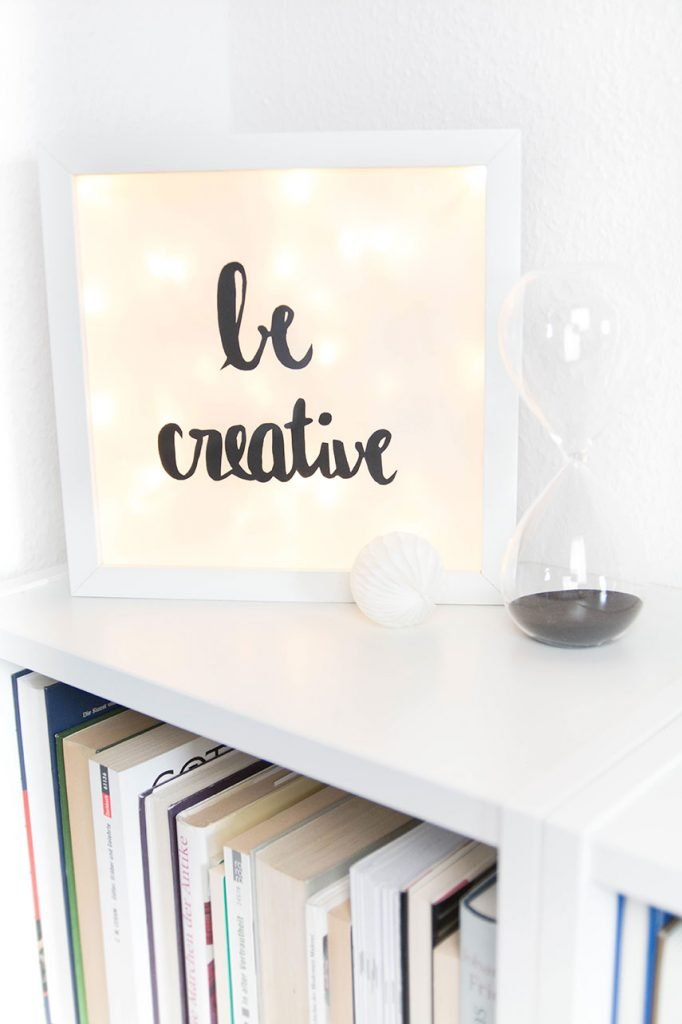 eine kleine diy lightbox ars textura diy und foodblog. Black Bedroom Furniture Sets. Home Design Ideas