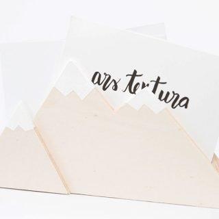 Briefständer aus Holz basteln