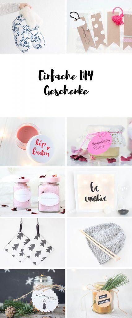 DIY Geschenkideen zu Weihnachten für die ganze Familie