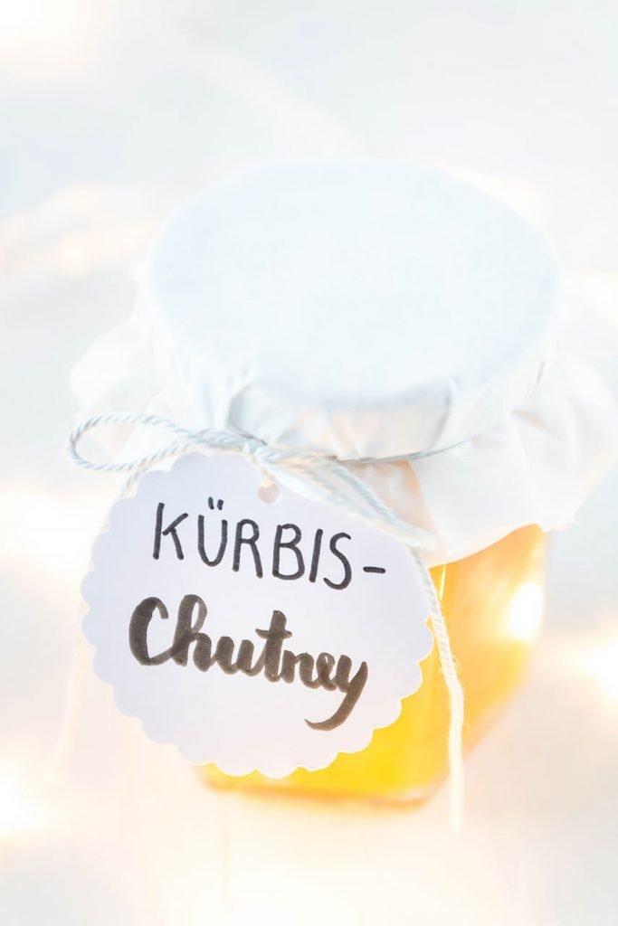 Rezepte für Apfelchutney und Kürbischutney - ein tolles Weihnachtsgeschenk für alle, die sich nichts wünschen