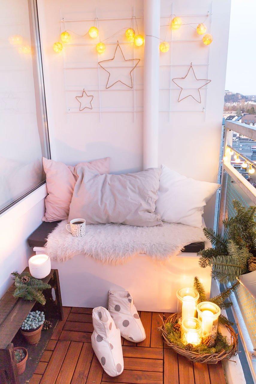 Balkon Deko basteln