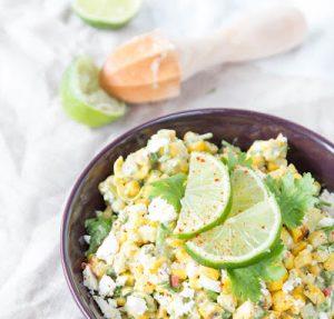 Maissalat vom Grill