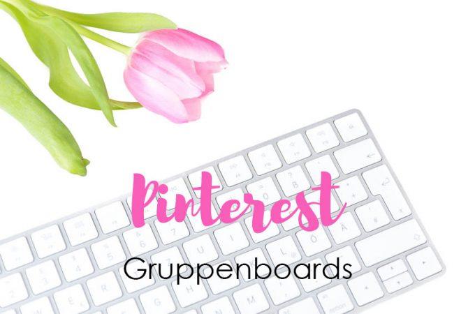 Pinterest Gruppenboards – so einfach geht's!