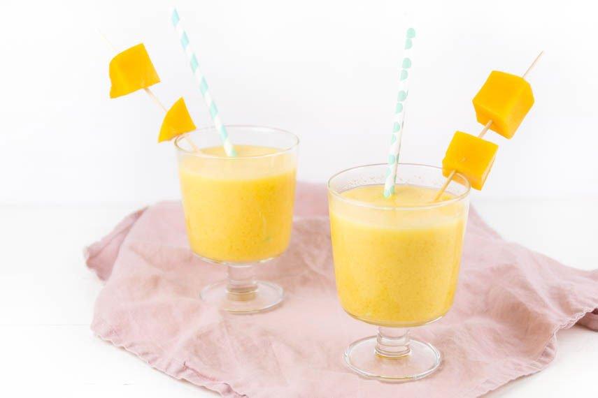 Mango Lassi Rezept