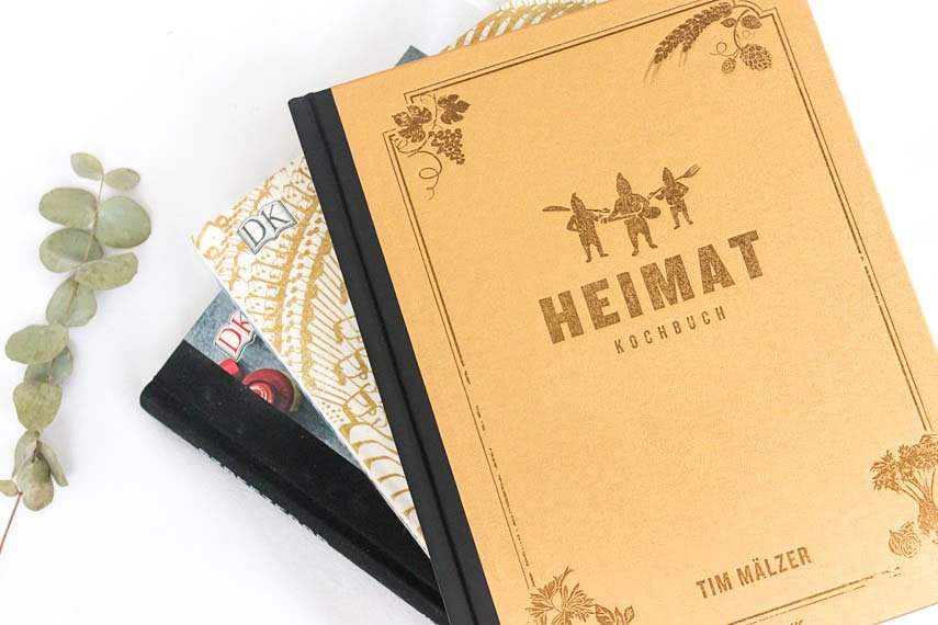 Tim Wälzer Heimat - das Kochbuch Must Have