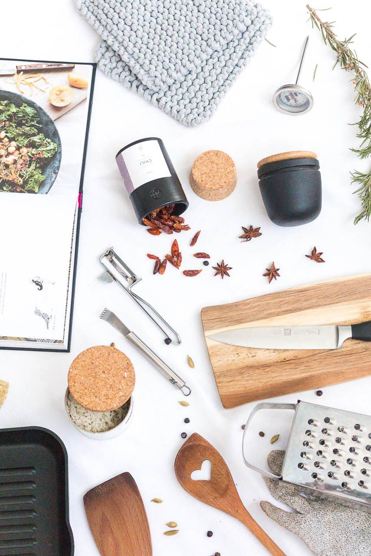 10 Dinge, die du unbedingt in der Küche brauchst