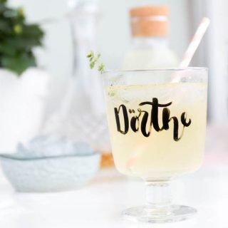 Ingwer Drink - Drinks für deine Grillparty